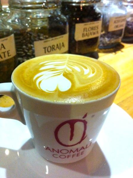 Anomali Coffee Ubud