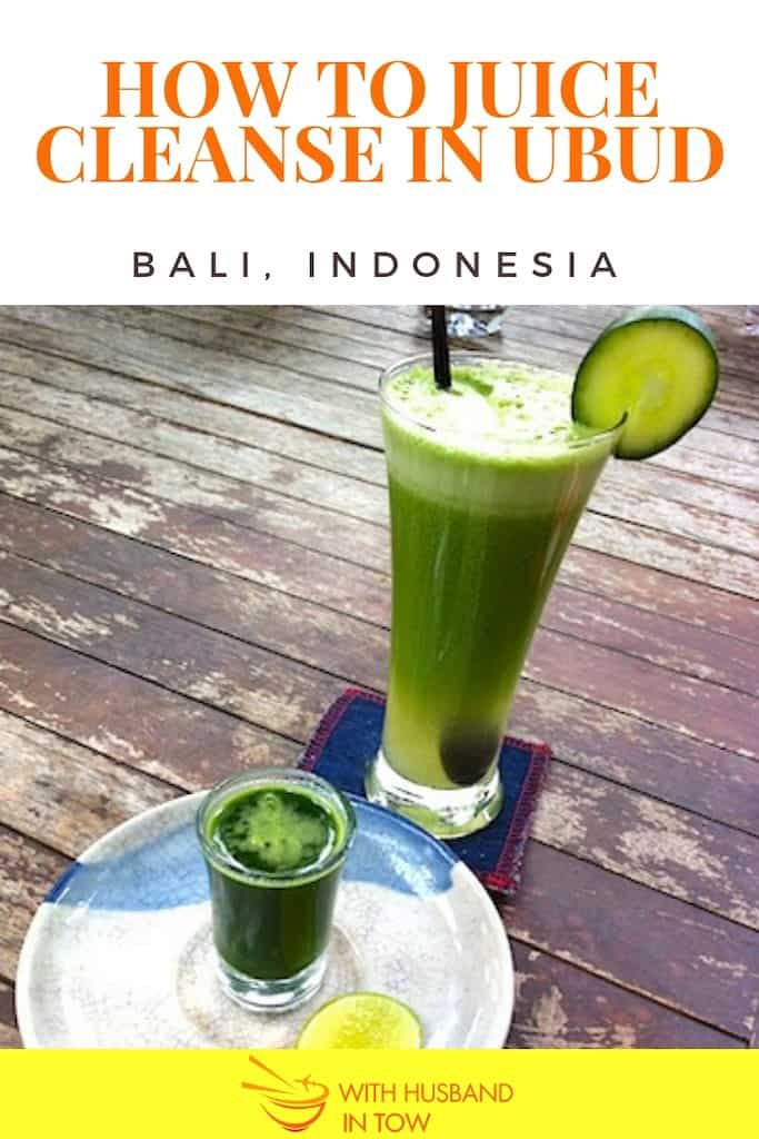 Bali Cleansing Retreats - How to Juice Cleanse in Ubud