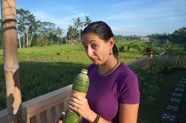 juice cleanse in Bali
