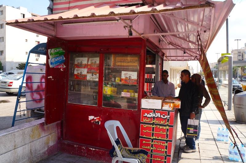 People in Amman
