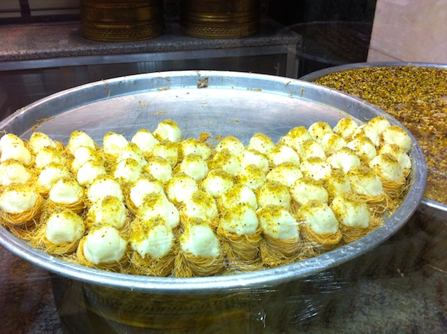desserts in Amman