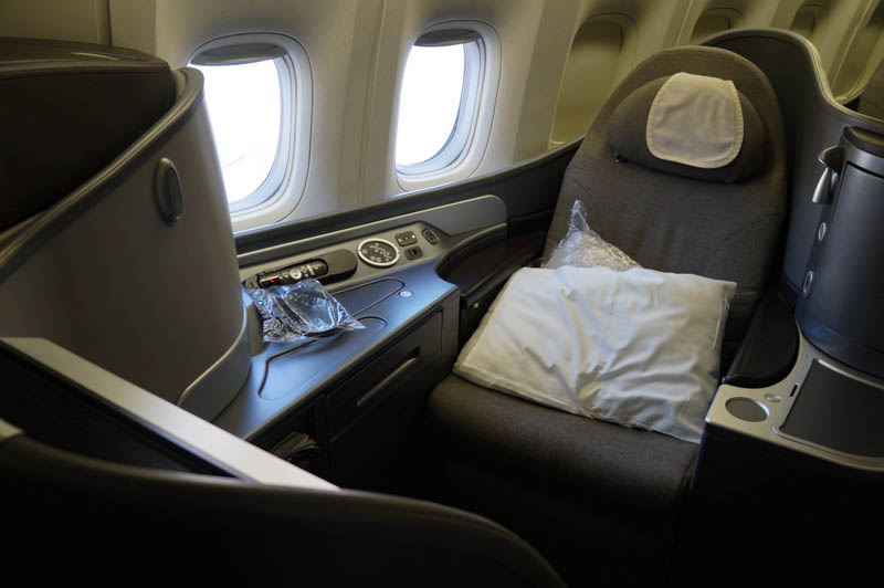 Review Of United Airlines Global First Boeing 777