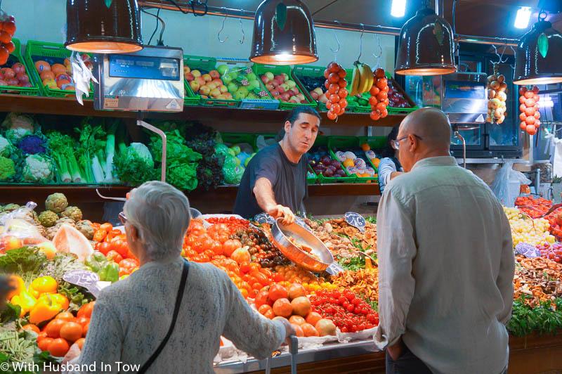 Best Barcelona Food Market