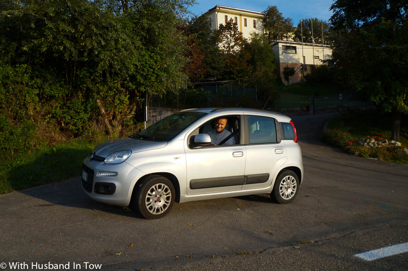 Driving tips Italy