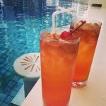 Pool Bar at Courtyard Seminyak