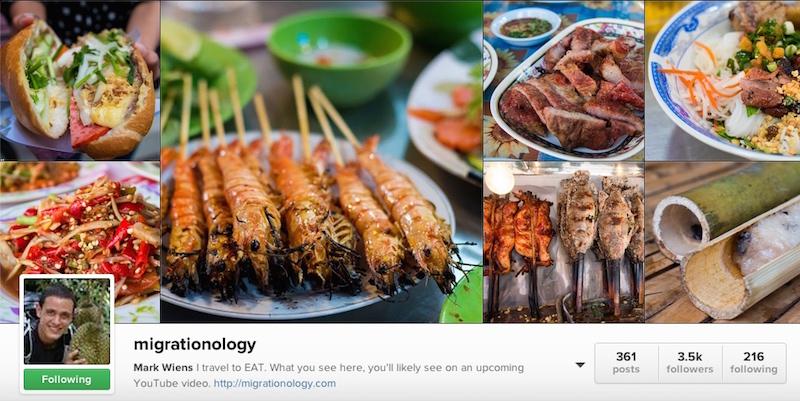 migrationology Instagram
