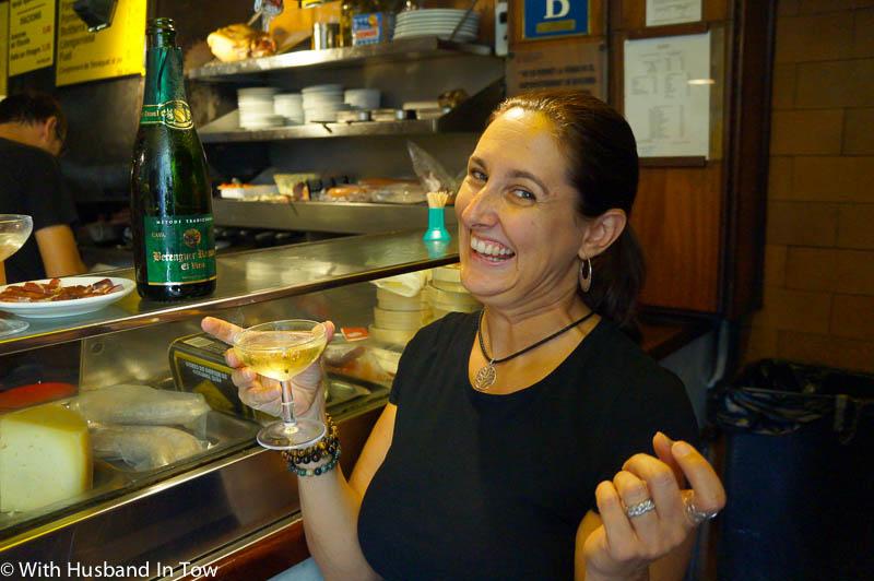 la xampanyeria barcelona review