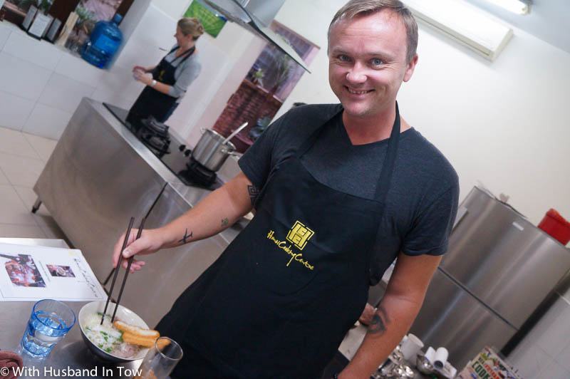 Hanoi Food Tour - Hanoi Cooking Class