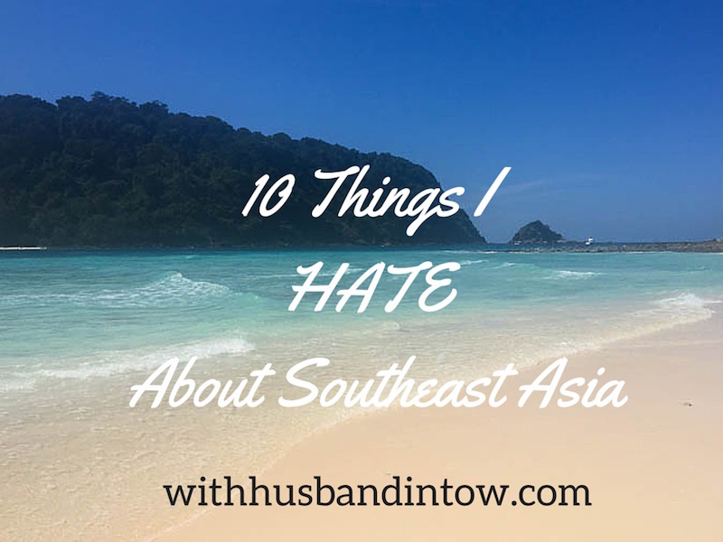 Hate about Southeast Asia