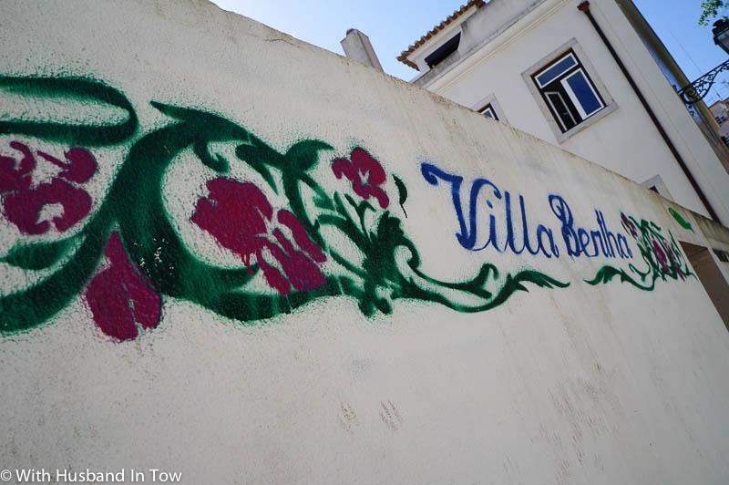 Graca Neighborhood Lisbon