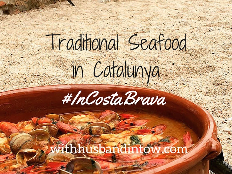traditional seafood in Catalunya