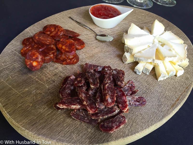 Eating in Catalunya