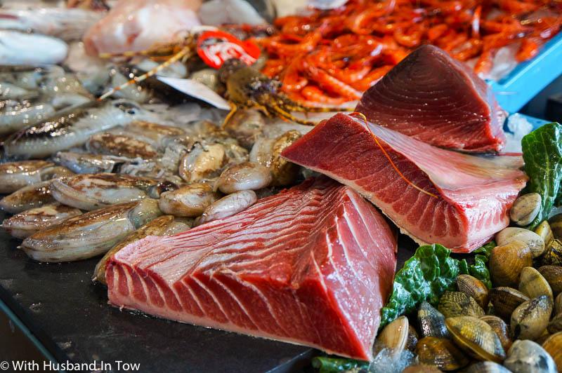 Palamos Fish Market