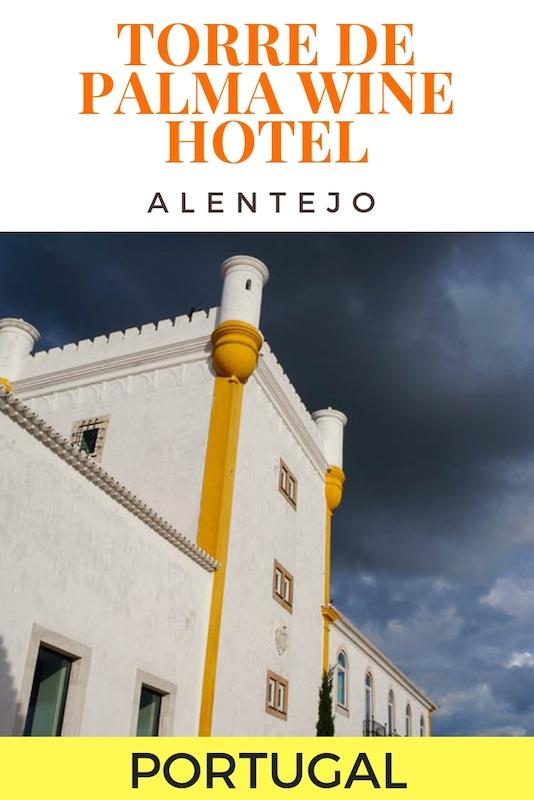 Torre de Palma Wine Hotel - Alentejo Portugal