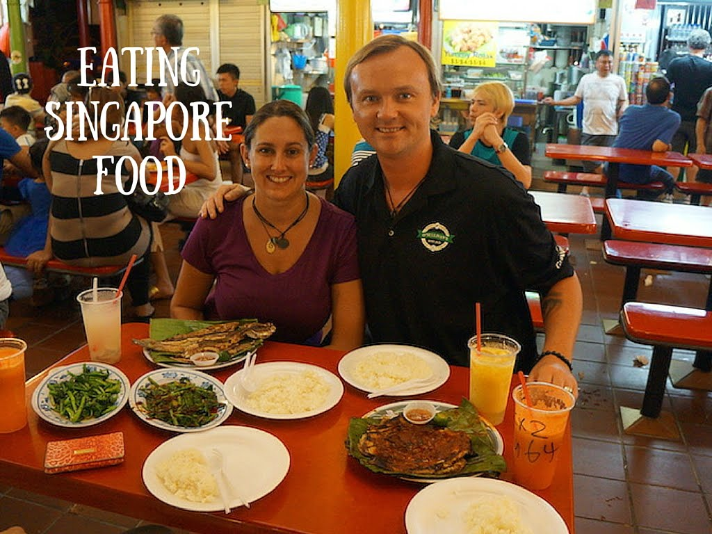 Southeast Asia Food Travel Guide - With Husband in Tow