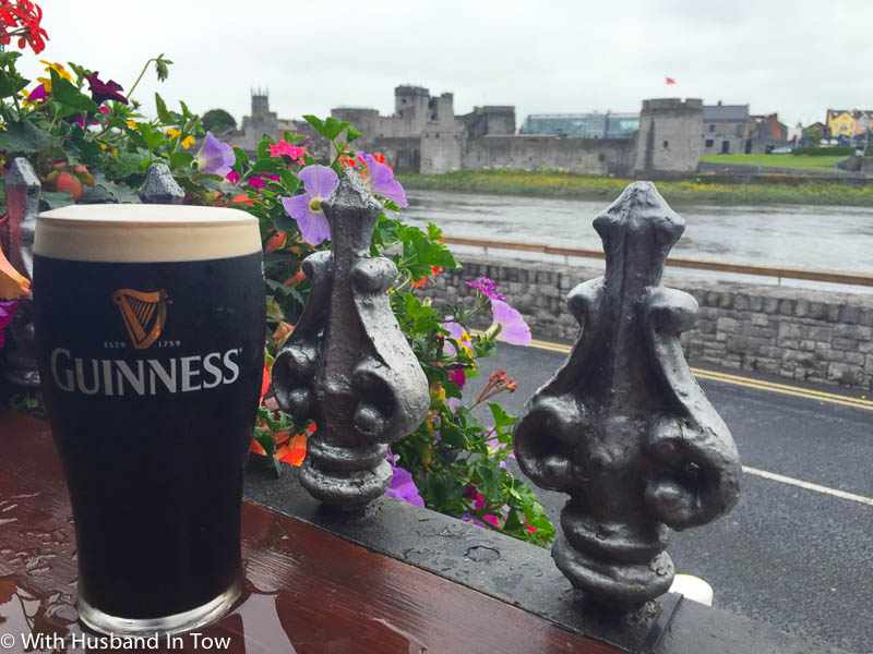 Guiness in Limerick
