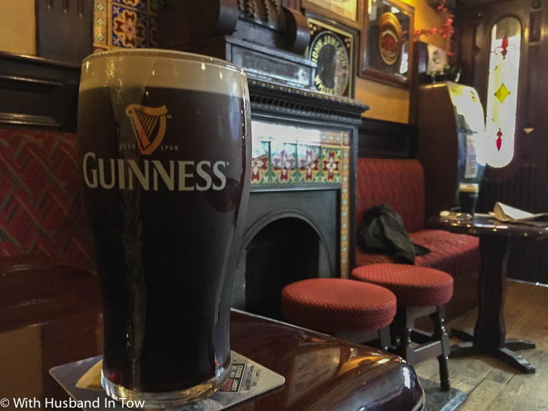 Best Guiness in Limerick