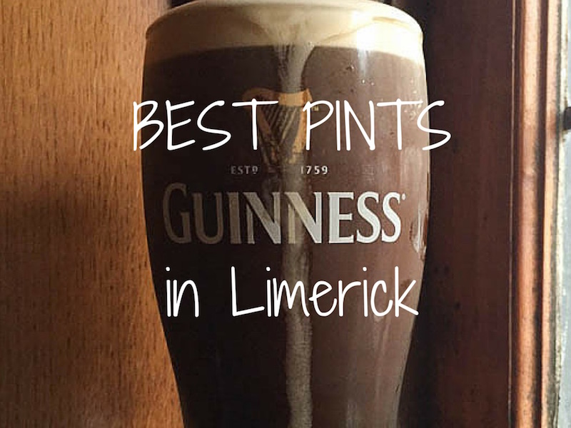 Best Pint in Limerick