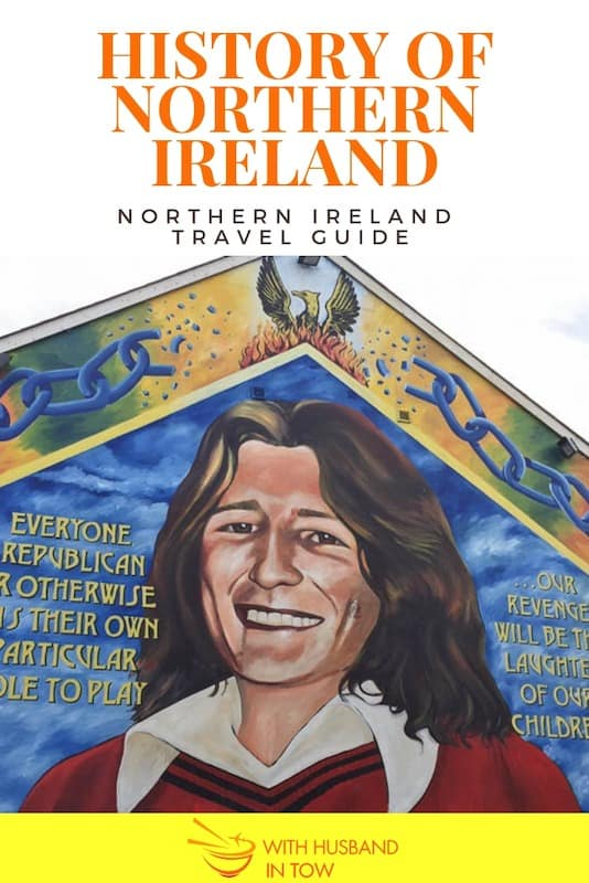 History of Northern Ireland Troubles - Travel For Northern Ireland History