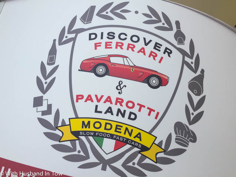 Traveling around Modena with Discover Ferrari