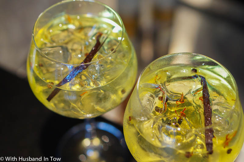 Gin and Tonic Four Seasons Lisbon