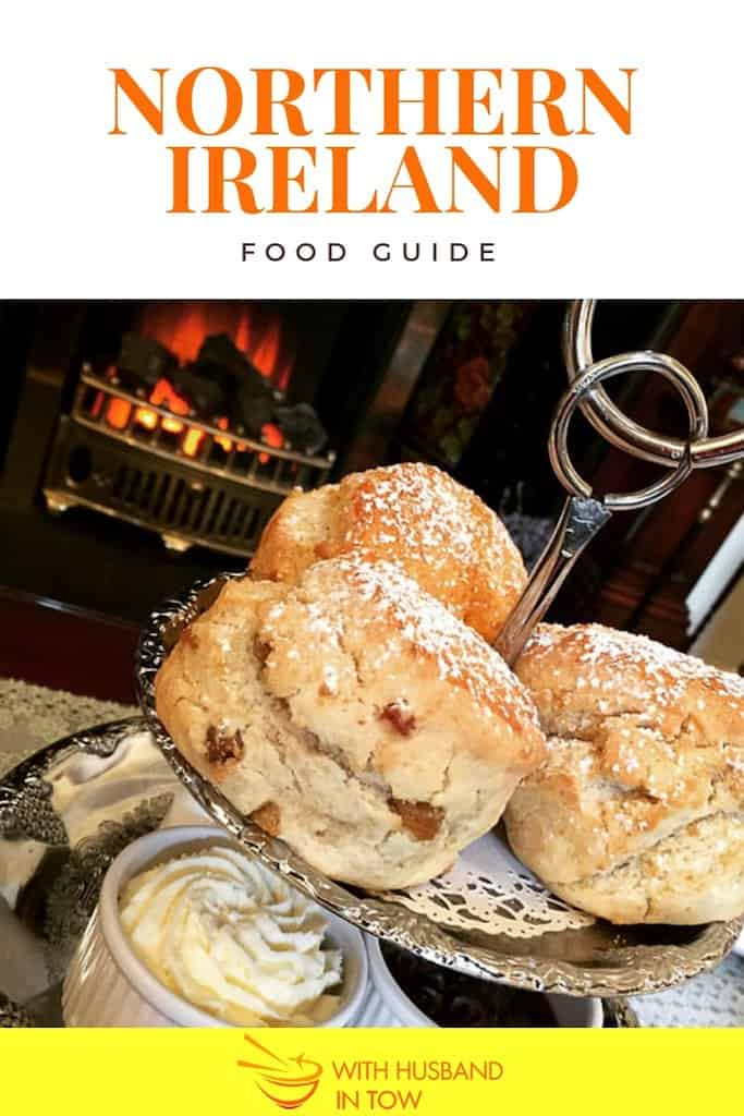 Northern Ireland Food Guide - Typical Irish Food