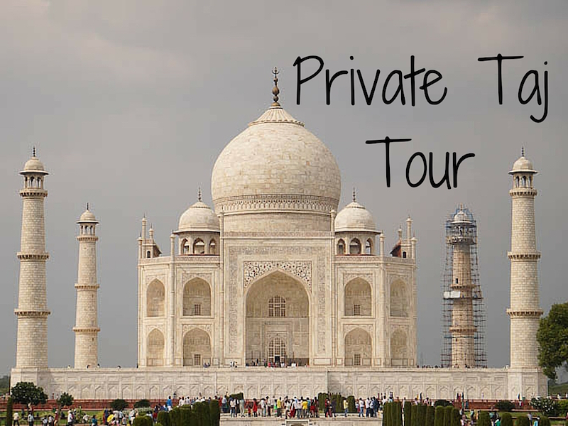 Private Taj Mahal Tour