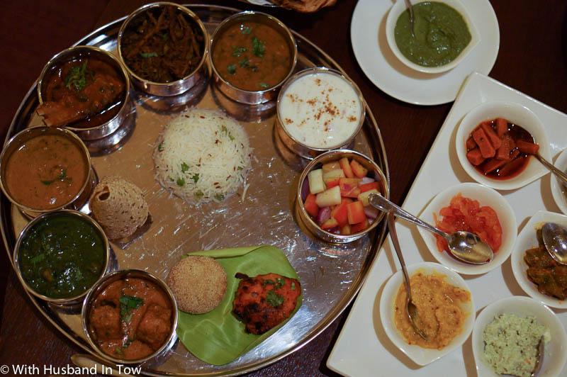 Saffron Jaipur Marriott