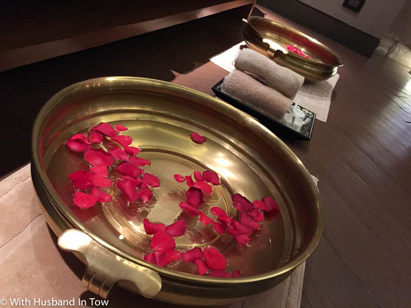 Luxury Spa in India