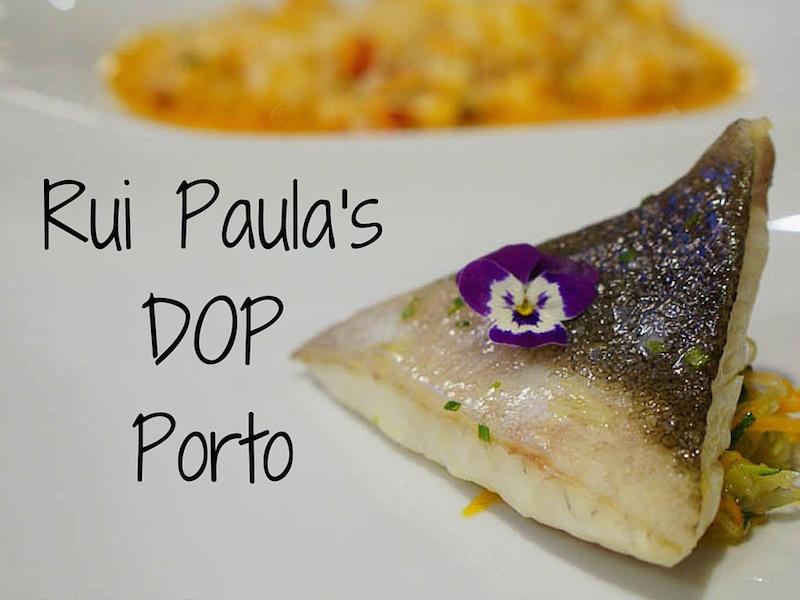 Rui Paula DOP Porto