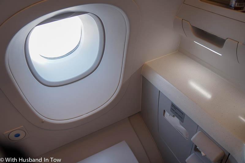 Lufthansa Business Class A380