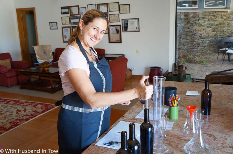 Douro Valley Wine Tasting Quinta Nova