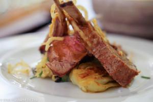 food at Quinta Nova