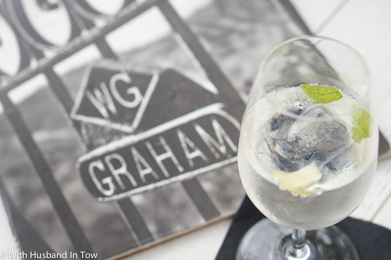 Dining Out in Porto - Vinum at Grahams