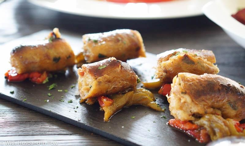 Porto foods alheira