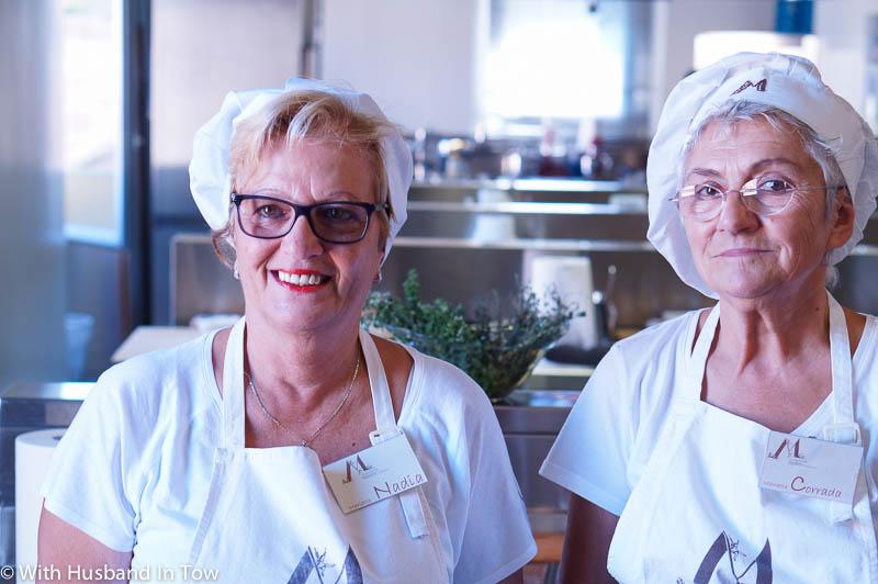 Italian Cooking Classes at Casa Artusi