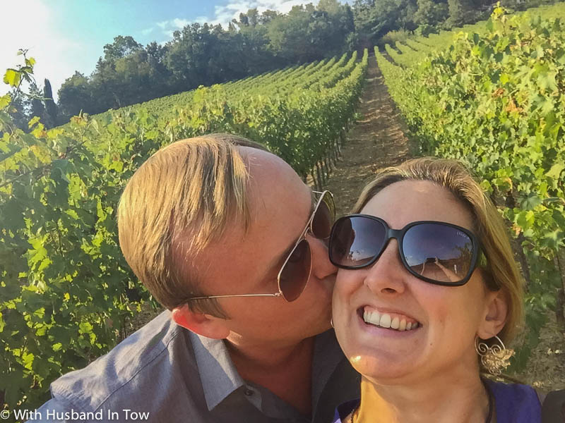 An fun Italian experience at wineries along Via Emilia