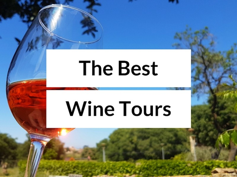 The Best Wine Tours Around The World – Wine Tasting Tours