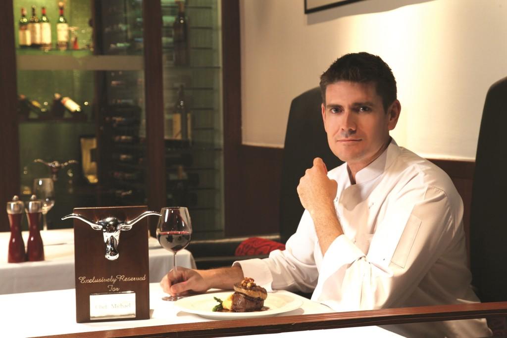 Chef Michael Hogan