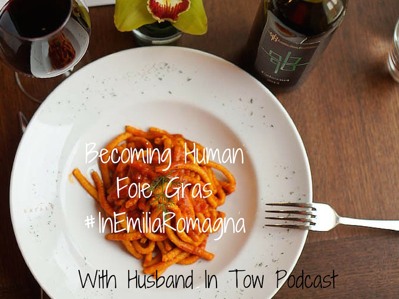 With Husband In Tow Food Travel Podcast