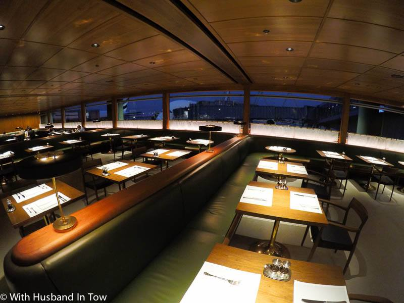 Cathay Pacific First Class Lounge The Pier