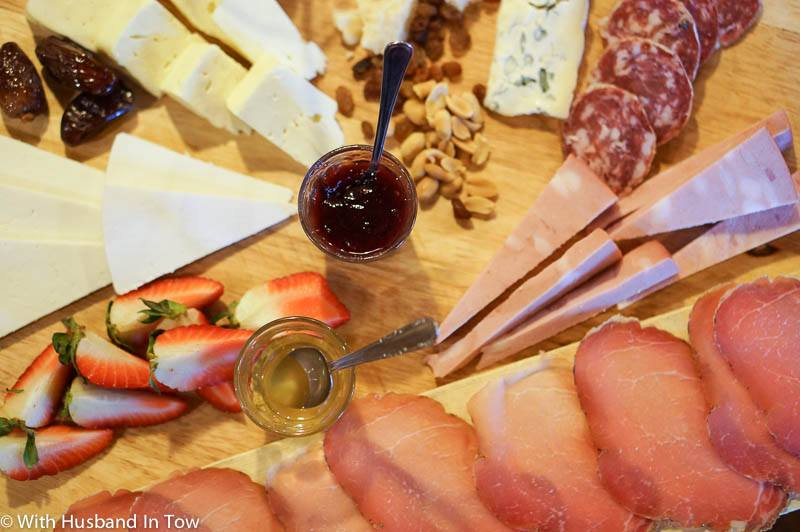 The best Italian food paired with Negretto wine