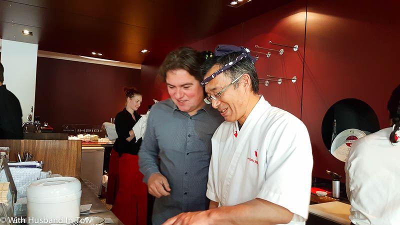 Koishi gourmet restaurant Brno