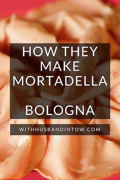 How they make Mortadella in Bologna