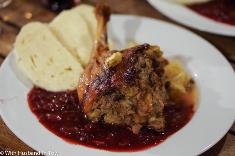 Czech Food - czechoslovakia food