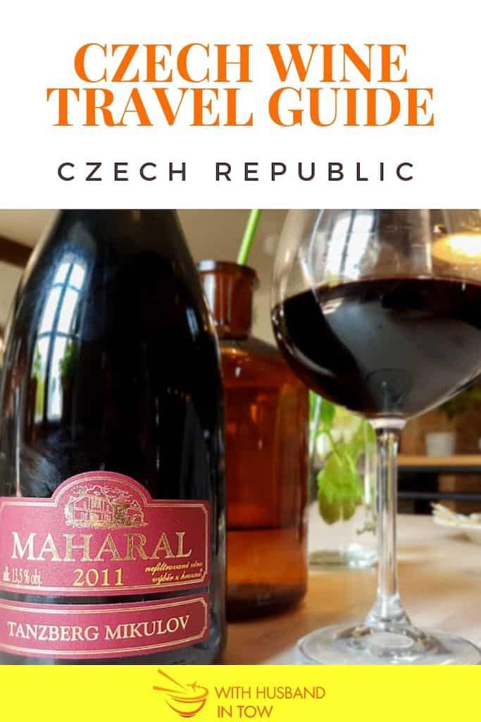 Czech Republic Wine - How To Travel To Taste Czech Wine