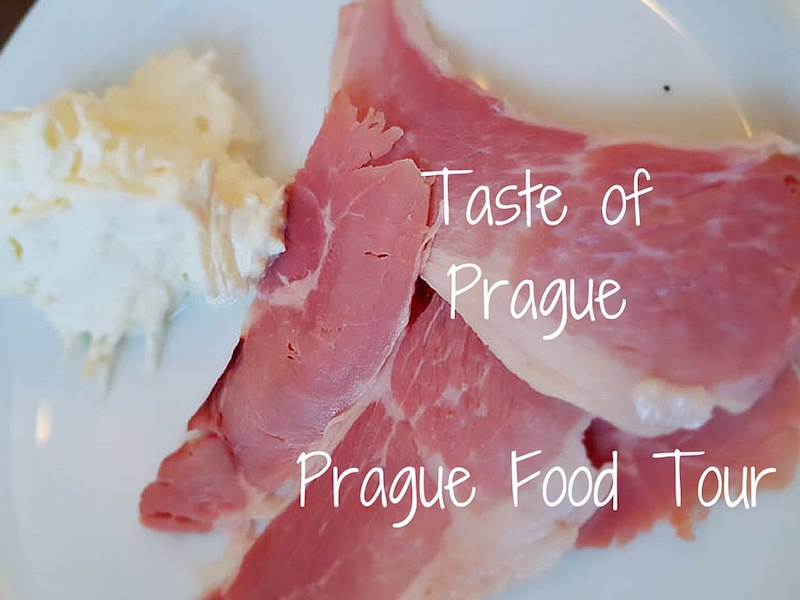 Prague Food Tour Food Podcast