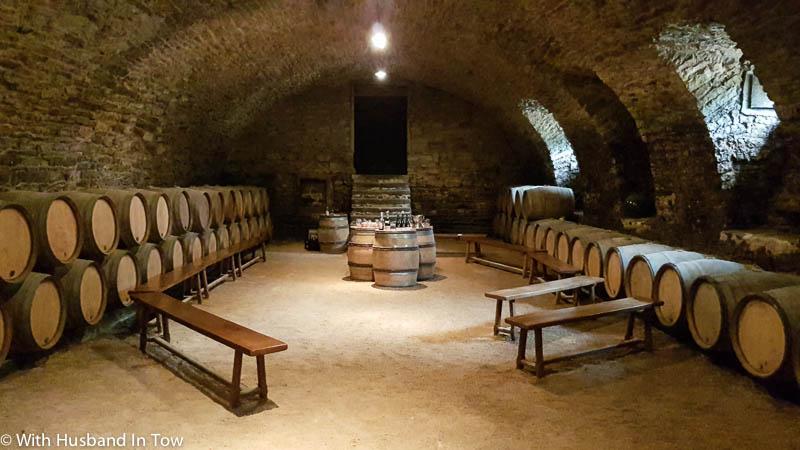 Beaujolais wine tasting French River Cruise