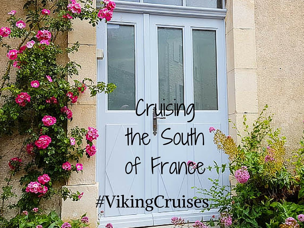 A French River Cruise - Food and Wine on the Rhone -