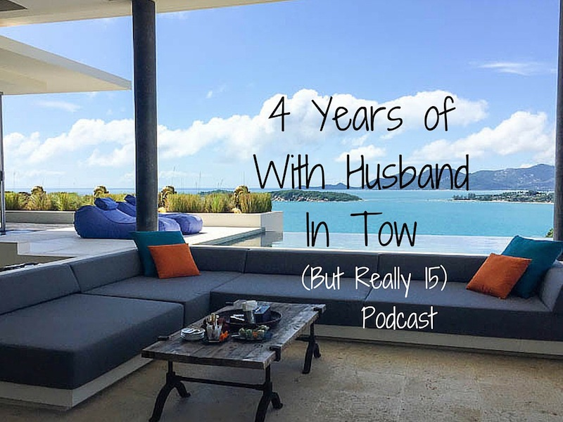 With Husband In Tow Culinary Travel Podcast